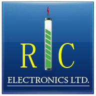 Logo Design by Ankit Jain - Entry No. 25 in the Logo Design Contest New Logo Design for RIC Electronics Ltd..
