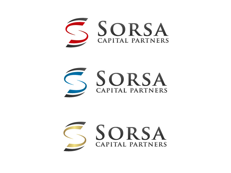 Logo Design by ddamian_dd - Entry No. 27 in the Logo Design Contest Sorsa Capital Partners Logo Design.