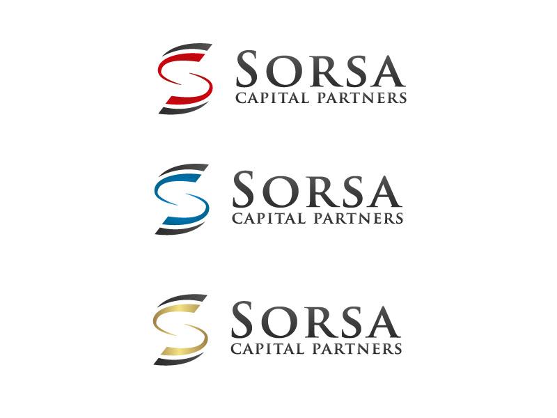 Logo Design by ddamian_dd - Entry No. 27 in the Logo Design Contest Sorsa Capital Partners Logo Design.