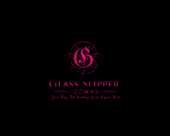 Logo Design by designhouse - Entry No. 71 in the Logo Design Contest New Logo Design for Glass Slipper Gowns.