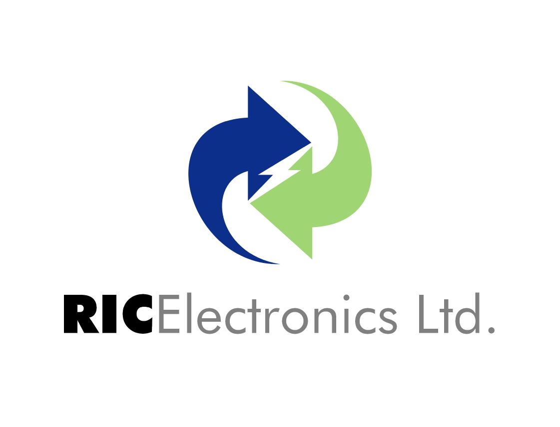 Logo Design by luvrenz - Entry No. 37 in the Logo Design Contest New Logo Design for RIC Electronics Ltd..