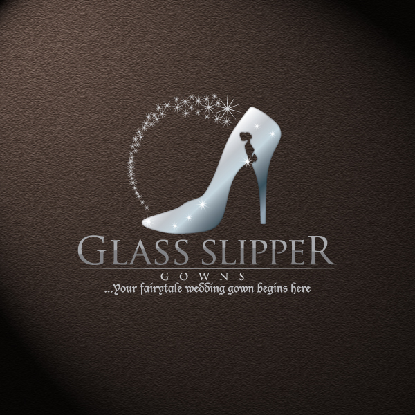 Logo Design by storm - Entry No. 77 in the Logo Design Contest New Logo Design for Glass Slipper Gowns.