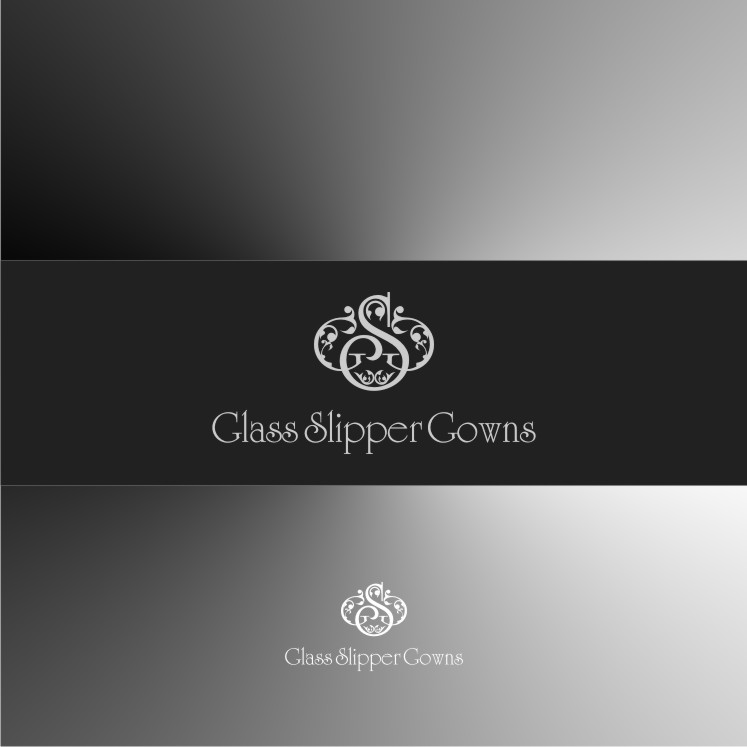 Logo Design by graphicleaf - Entry No. 78 in the Logo Design Contest New Logo Design for Glass Slipper Gowns.