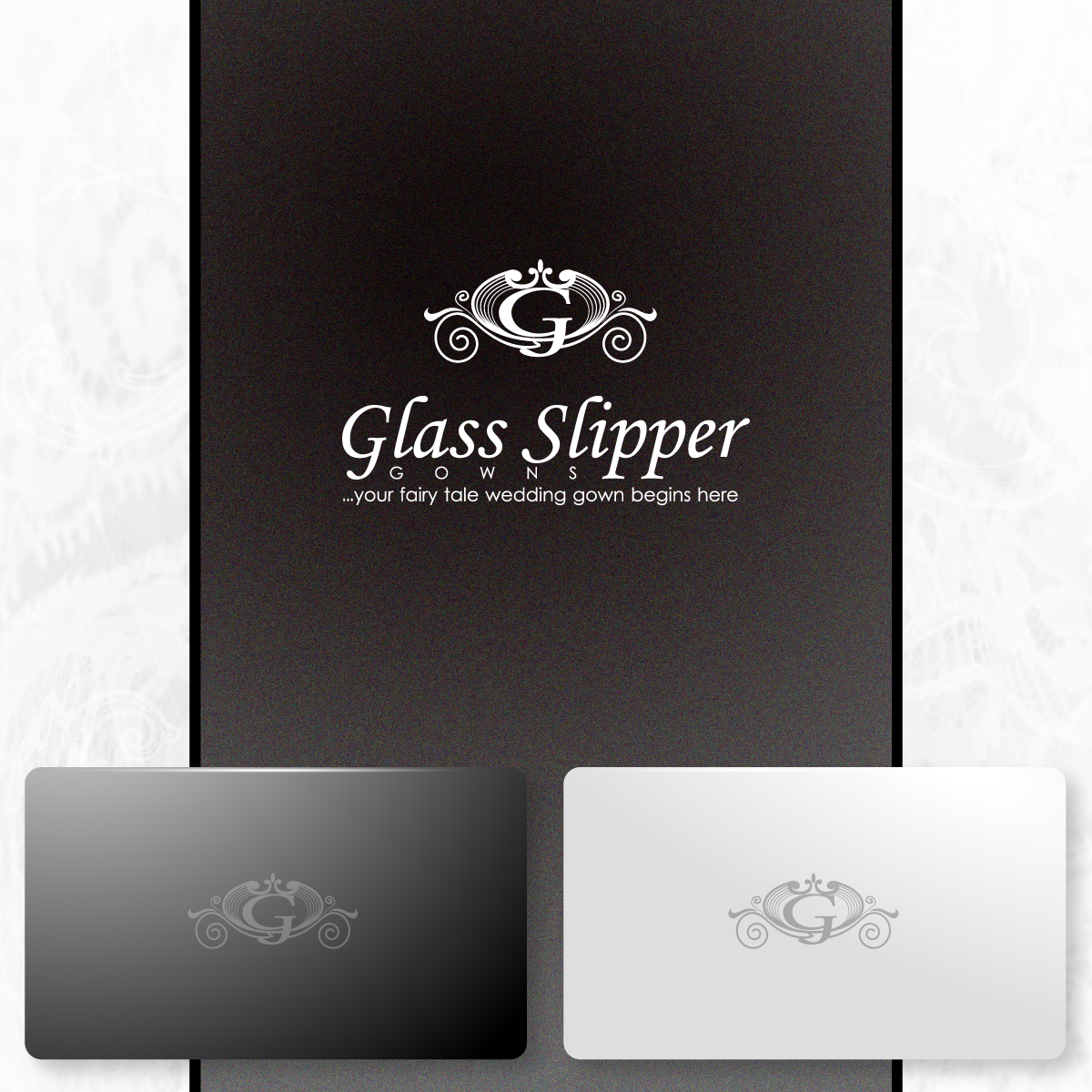 Logo Design by zesthar - Entry No. 80 in the Logo Design Contest New Logo Design for Glass Slipper Gowns.