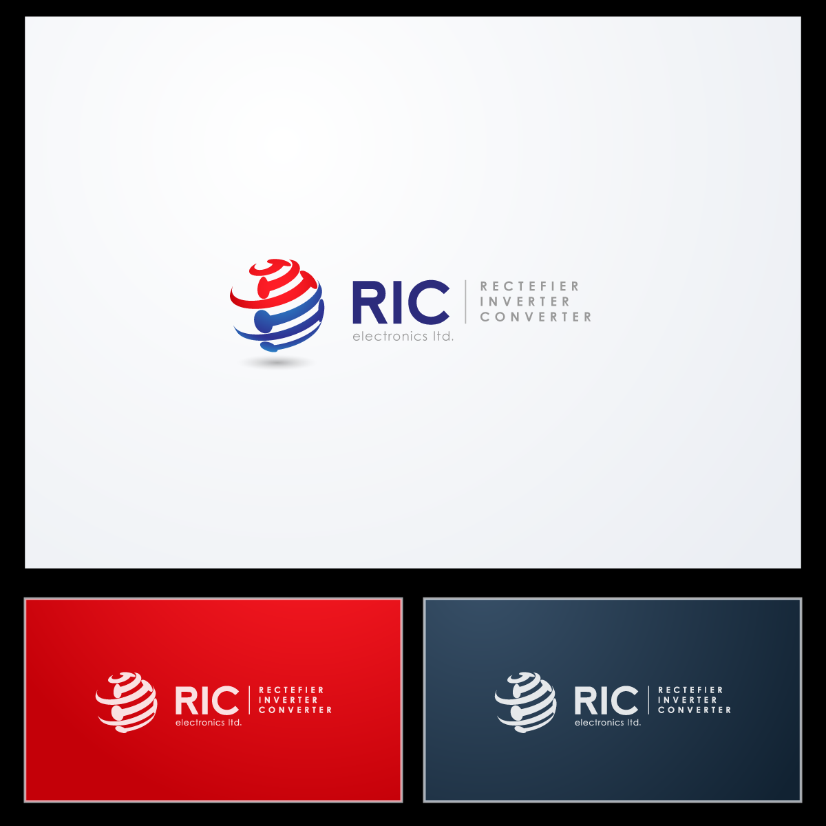 Logo Design by zesthar - Entry No. 45 in the Logo Design Contest New Logo Design for RIC Electronics Ltd..