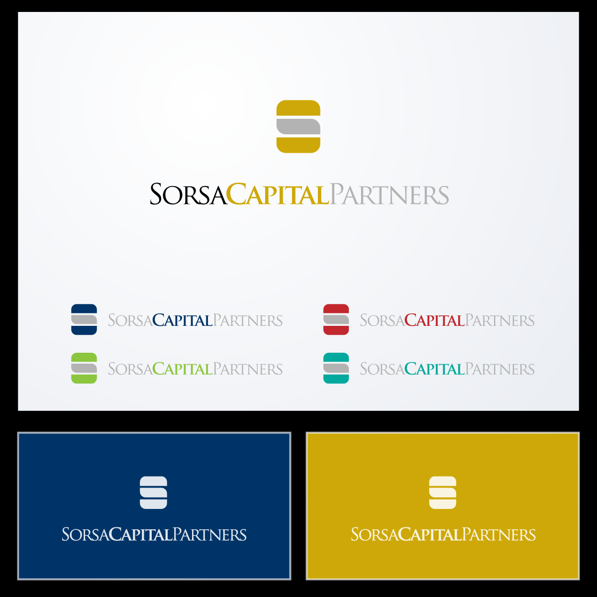 Logo Design by zesthar - Entry No. 45 in the Logo Design Contest Sorsa Capital Partners Logo Design.