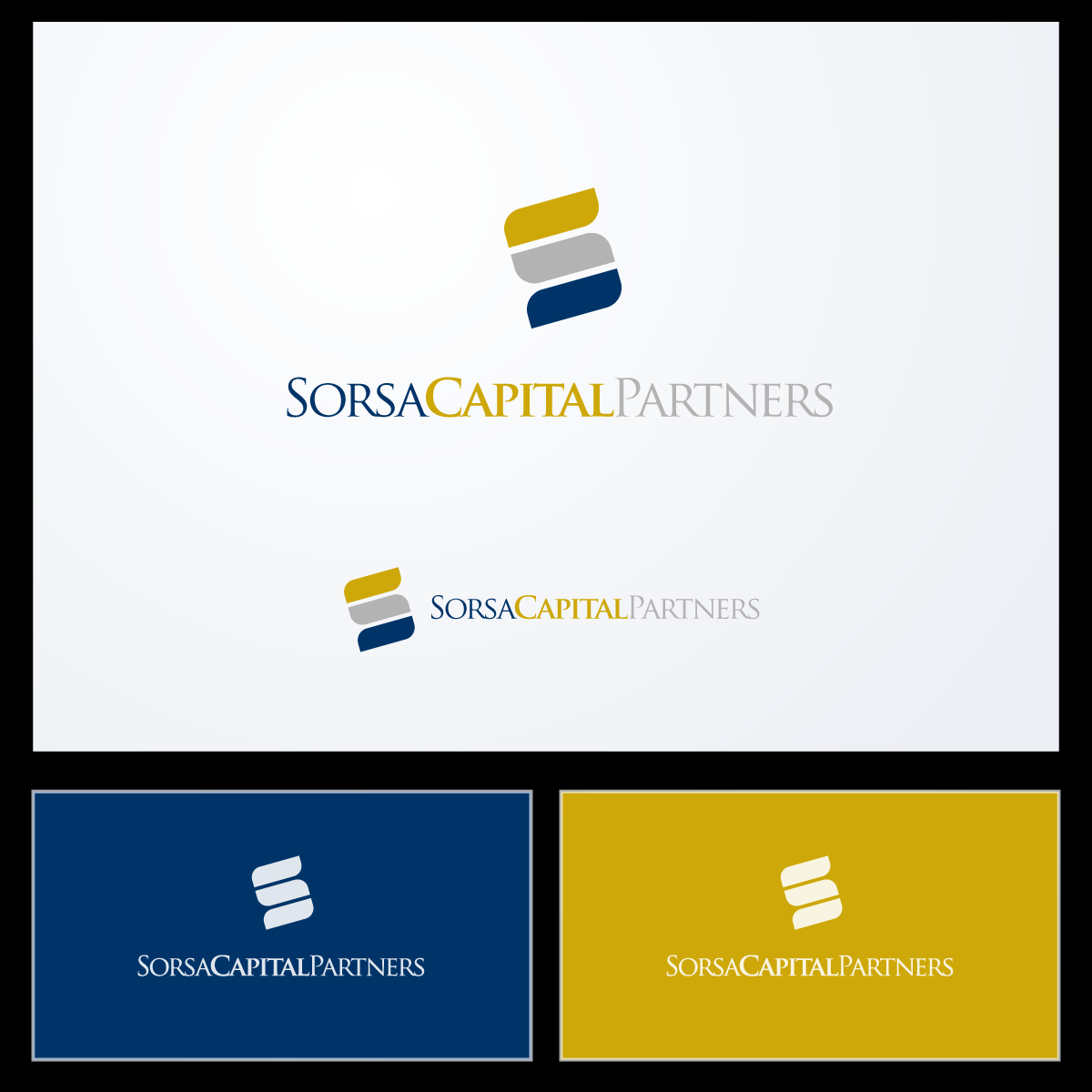 Logo Design by zesthar - Entry No. 46 in the Logo Design Contest Sorsa Capital Partners Logo Design.
