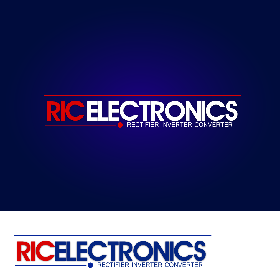 Logo Design by moonflower - Entry No. 47 in the Logo Design Contest New Logo Design for RIC Electronics Ltd..