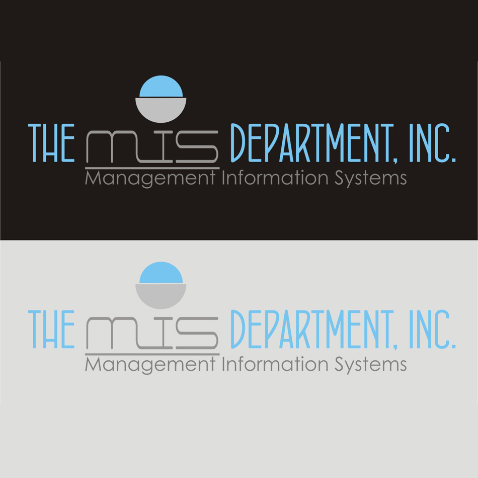 Logo Design by artist23 - Entry No. 134 in the Logo Design Contest The MIS Department, Inc..