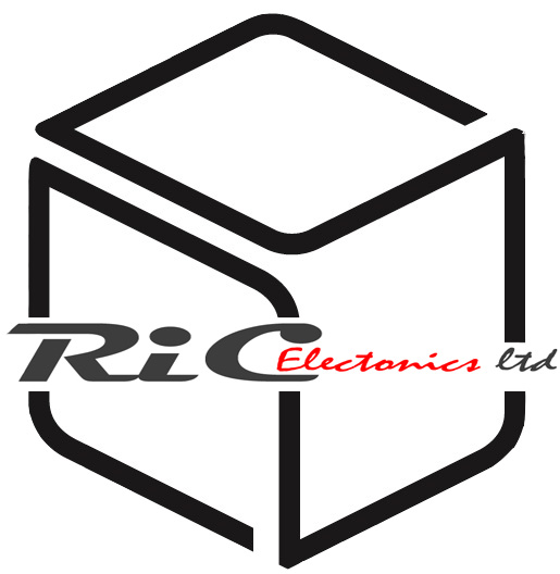 Logo Design by Janelle Lagatuz - Entry No. 59 in the Logo Design Contest New Logo Design for RIC Electronics Ltd..