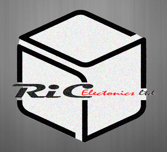 Logo Design by Janelle Lagatuz - Entry No. 60 in the Logo Design Contest New Logo Design for RIC Electronics Ltd..