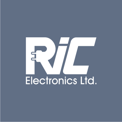 Logo Design by Lukman  Munastan - Entry No. 61 in the Logo Design Contest New Logo Design for RIC Electronics Ltd..