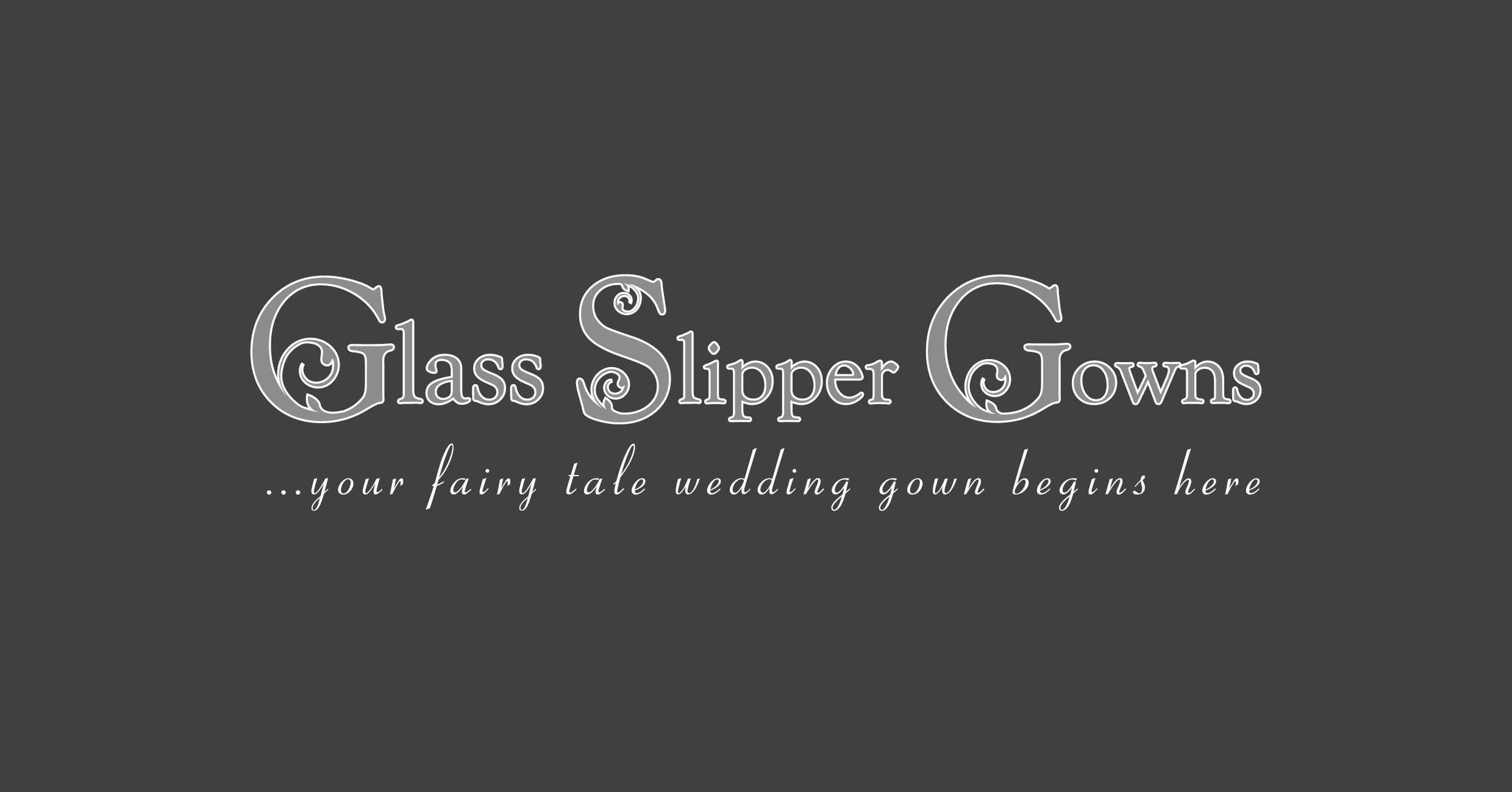 Logo Design by Niki_e_Z - Entry No. 81 in the Logo Design Contest New Logo Design for Glass Slipper Gowns.