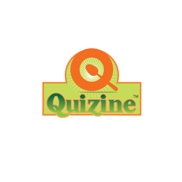 Logo Design by storm - Entry No. 28 in the Logo Design Contest Quizine Logo Design.