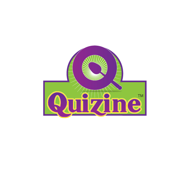 Logo Design by storm - Entry No. 29 in the Logo Design Contest Quizine Logo Design.