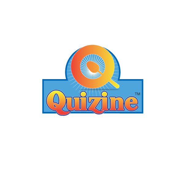 Logo Design by storm - Entry No. 30 in the Logo Design Contest Quizine Logo Design.