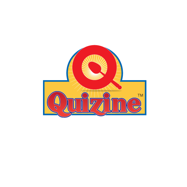 Logo Design by storm - Entry No. 31 in the Logo Design Contest Quizine Logo Design.