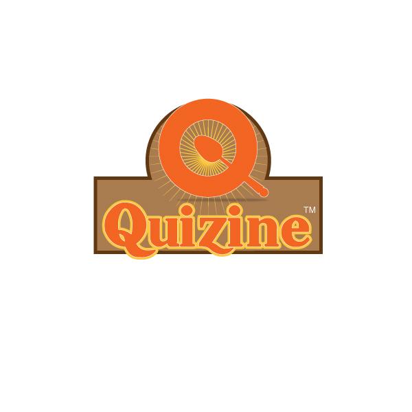 Logo Design by storm - Entry No. 32 in the Logo Design Contest Quizine Logo Design.