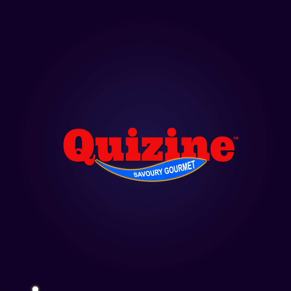 Logo Design by moonflower - Entry No. 34 in the Logo Design Contest Quizine Logo Design.