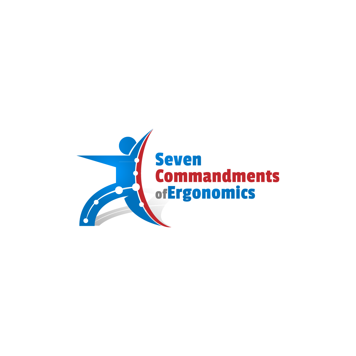 Logo Design by zesthar - Entry No. 35 in the Logo Design Contest Logo Design for Seven Commandments of Ergonomics.