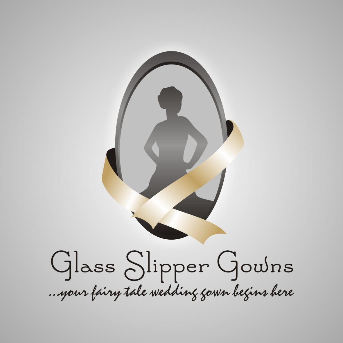 Logo Design by arteo_design - Entry No. 91 in the Logo Design Contest New Logo Design for Glass Slipper Gowns.