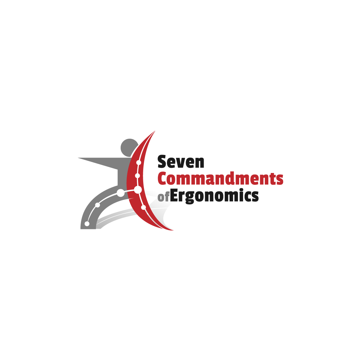 Logo Design by zesthar - Entry No. 37 in the Logo Design Contest Logo Design for Seven Commandments of Ergonomics.