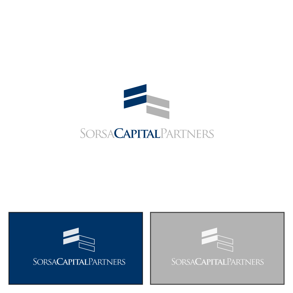 Logo Design by zesthar - Entry No. 63 in the Logo Design Contest Sorsa Capital Partners Logo Design.