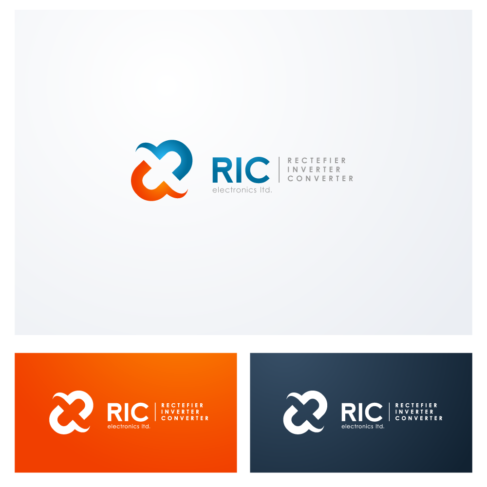 Logo Design by zesthar - Entry No. 69 in the Logo Design Contest New Logo Design for RIC Electronics Ltd..
