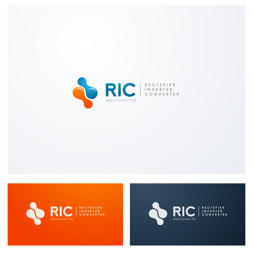 Logo Design by zesthar - Entry No. 70 in the Logo Design Contest New Logo Design for RIC Electronics Ltd..