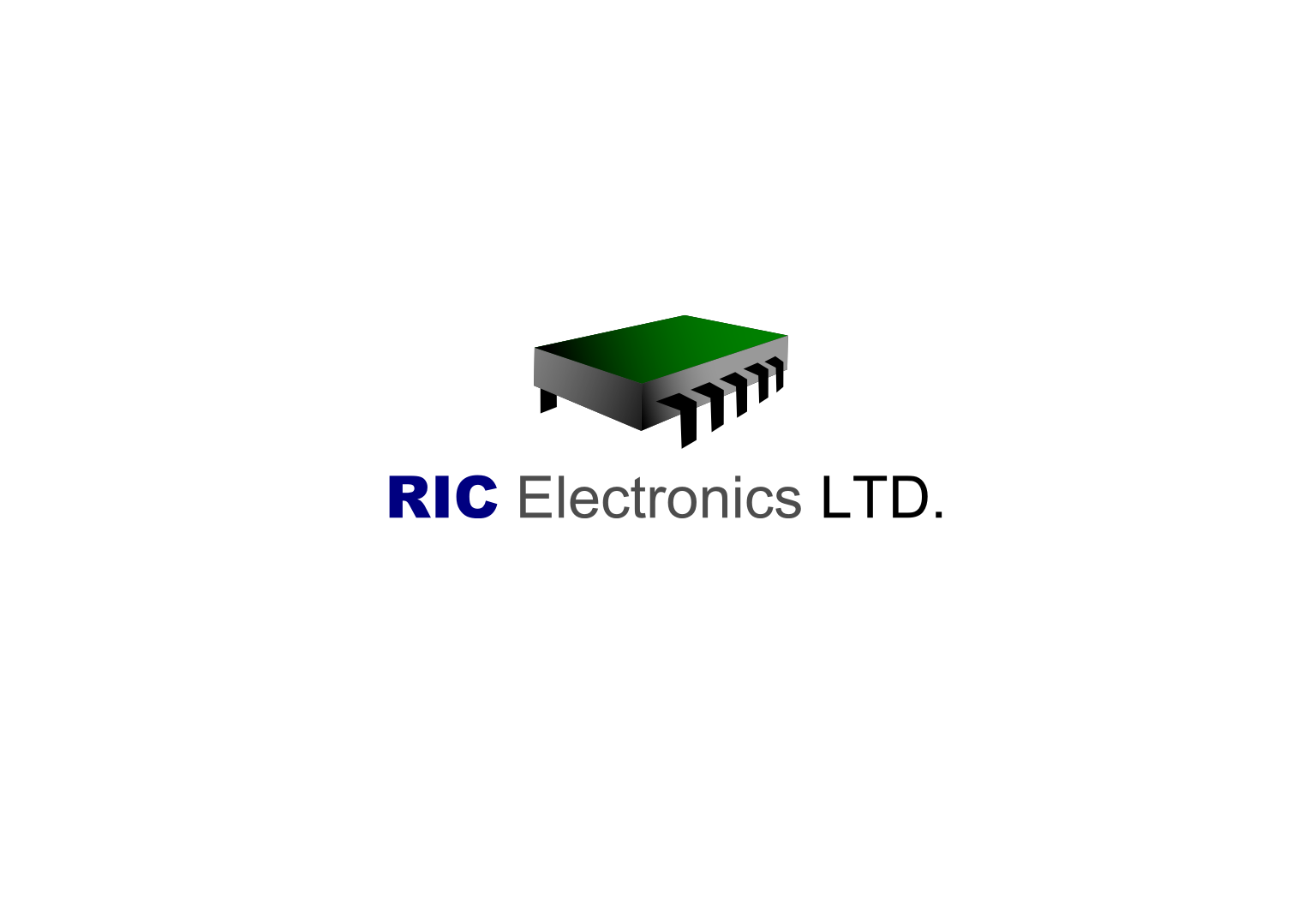 Logo Design by Joseph calunsag Cagaanan - Entry No. 72 in the Logo Design Contest New Logo Design for RIC Electronics Ltd..