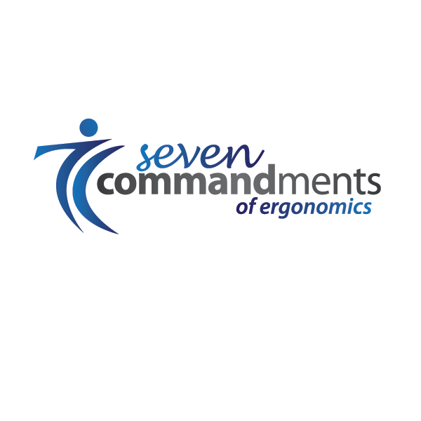 Logo Design by cmcelroy - Entry No. 42 in the Logo Design Contest Logo Design for Seven Commandments of Ergonomics.