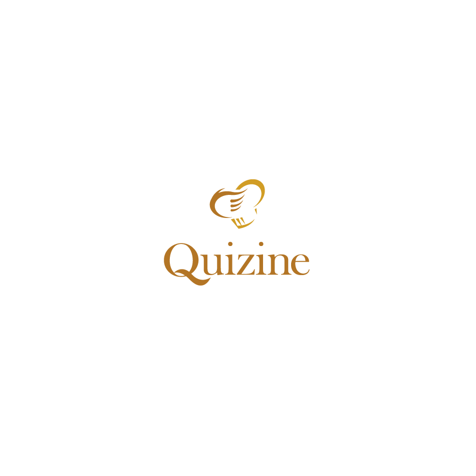 Logo Design by GraySource - Entry No. 46 in the Logo Design Contest Quizine Logo Design.