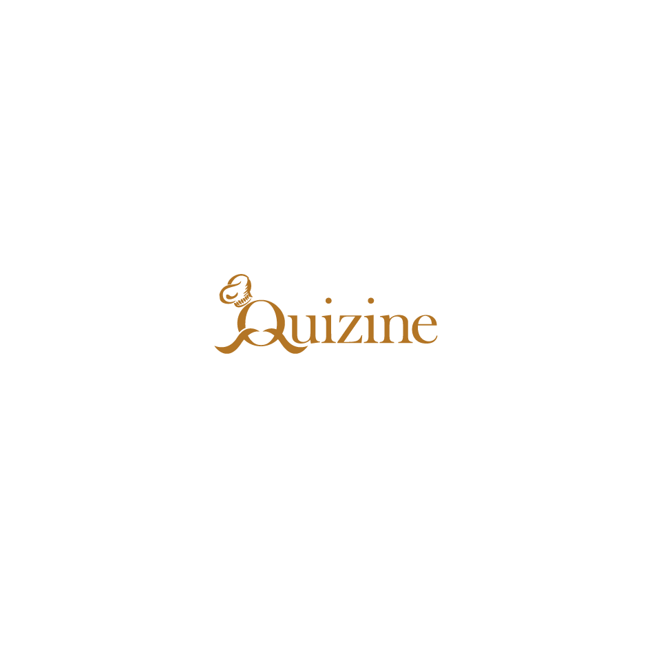 Logo Design by GraySource - Entry No. 47 in the Logo Design Contest Quizine Logo Design.