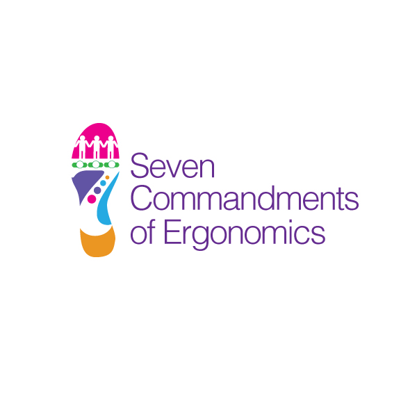 Logo Design by storm - Entry No. 44 in the Logo Design Contest Logo Design for Seven Commandments of Ergonomics.