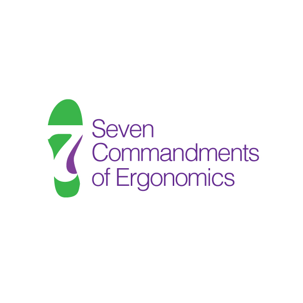 Logo Design by storm - Entry No. 46 in the Logo Design Contest Logo Design for Seven Commandments of Ergonomics.