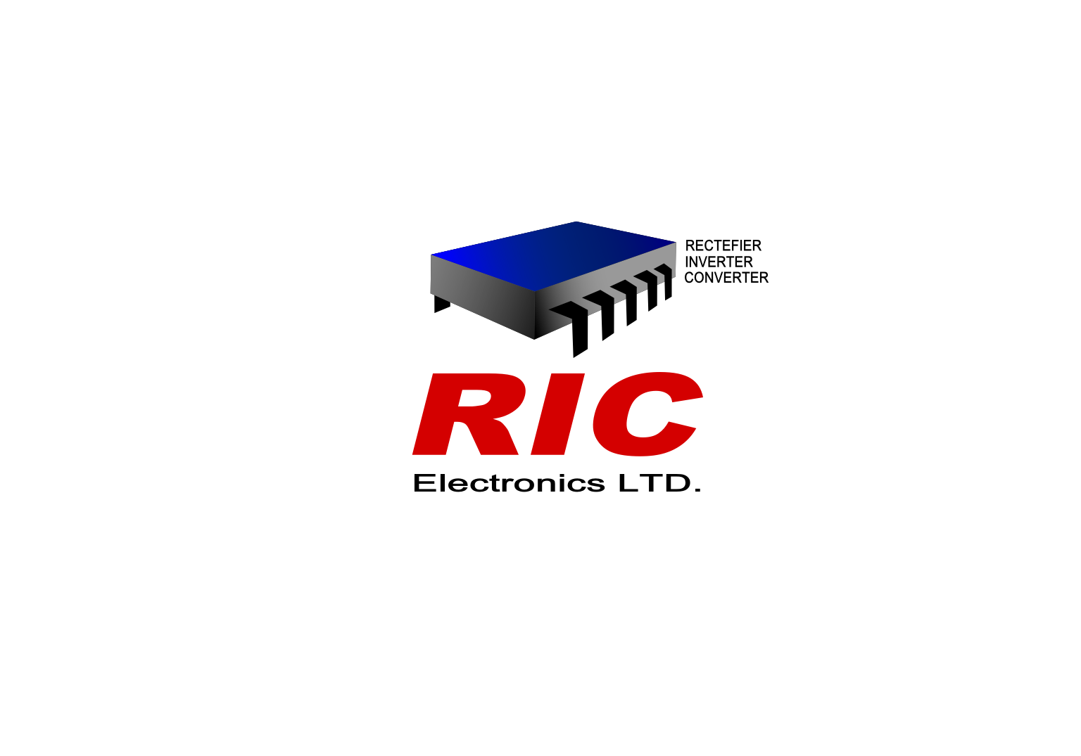 Logo Design by Joseph calunsag Cagaanan - Entry No. 75 in the Logo Design Contest New Logo Design for RIC Electronics Ltd..