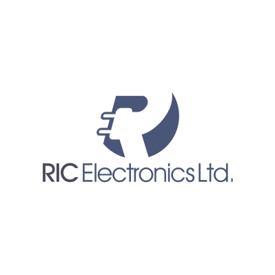 Logo Design by Lukman  Munastan - Entry No. 76 in the Logo Design Contest New Logo Design for RIC Electronics Ltd..