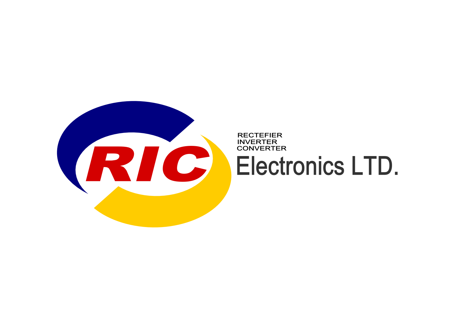 Logo Design by Joseph calunsag Cagaanan - Entry No. 77 in the Logo Design Contest New Logo Design for RIC Electronics Ltd..