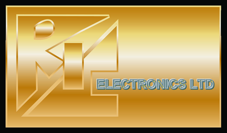 Logo Design by Oleg Korsunov - Entry No. 78 in the Logo Design Contest New Logo Design for RIC Electronics Ltd..