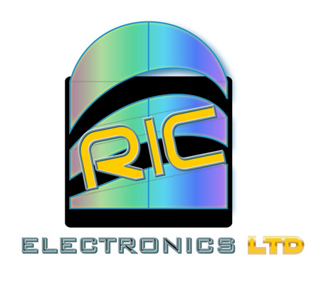Logo Design by Oleg Korsunov - Entry No. 79 in the Logo Design Contest New Logo Design for RIC Electronics Ltd..