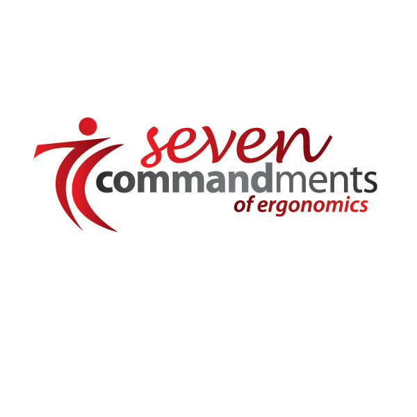 Logo Design by cmcelroy - Entry No. 54 in the Logo Design Contest Logo Design for Seven Commandments of Ergonomics.