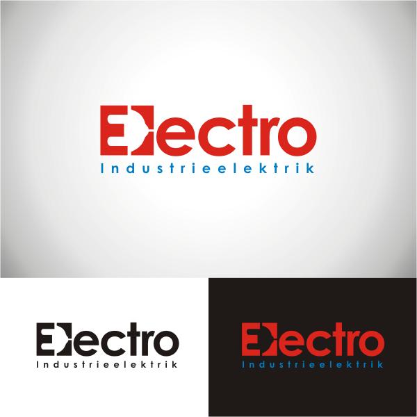 Logo Design by Arip Novi - Entry No. 12 in the Logo Design Contest Unique Logo Design Wanted for Electro Industrieelektrik.