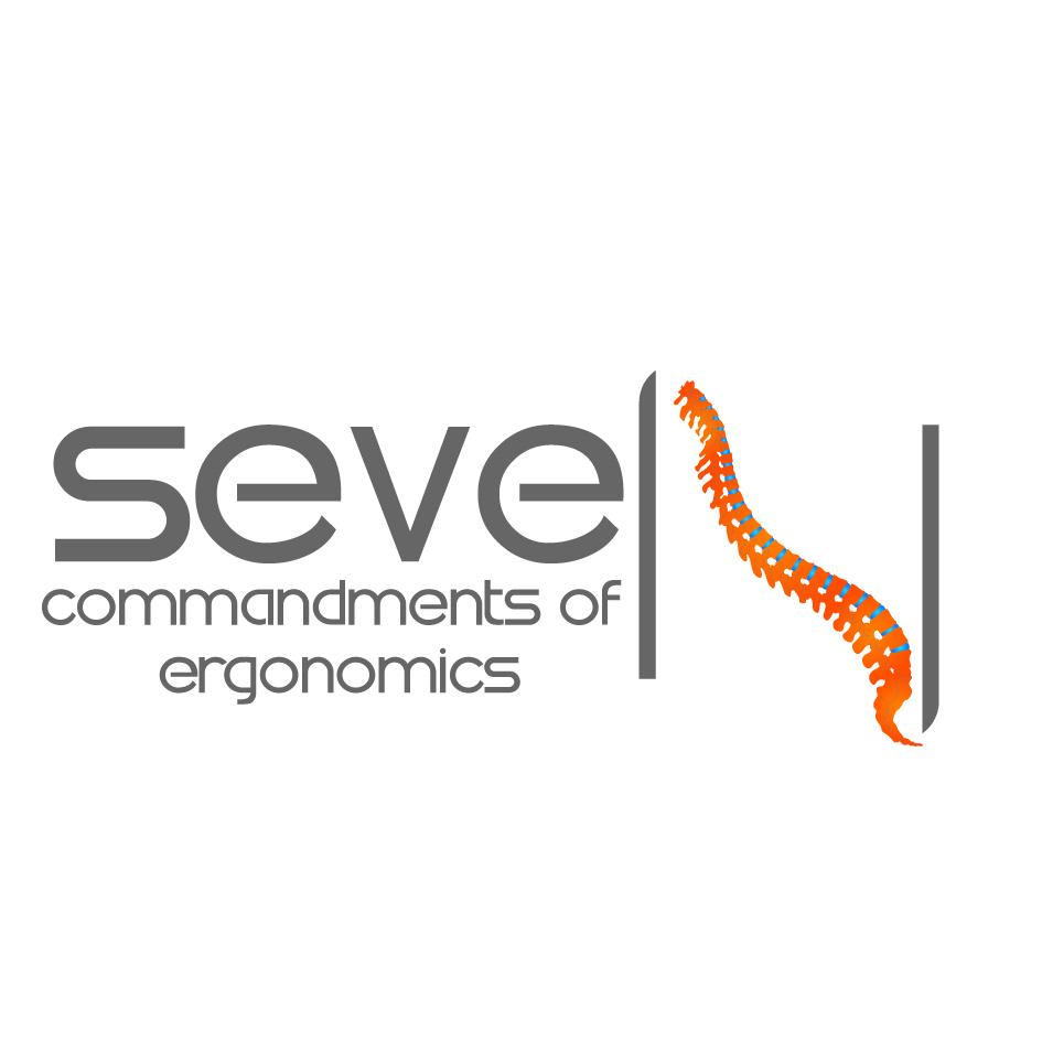 Logo Design by nTia - Entry No. 67 in the Logo Design Contest Logo Design for Seven Commandments of Ergonomics.