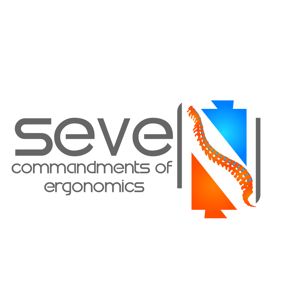 Logo Design by nTia - Entry No. 68 in the Logo Design Contest Logo Design for Seven Commandments of Ergonomics.