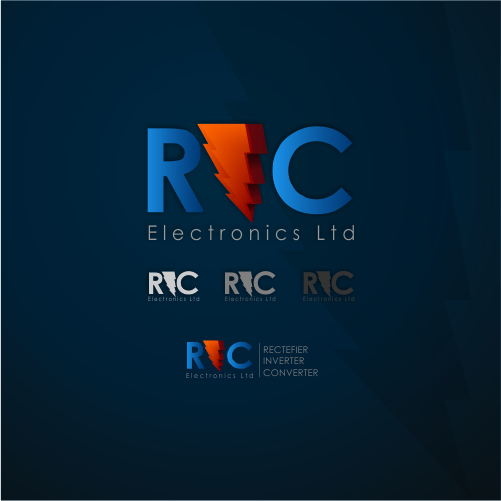 Logo Design by Rendra Jannu - Entry No. 97 in the Logo Design Contest New Logo Design for RIC Electronics Ltd..
