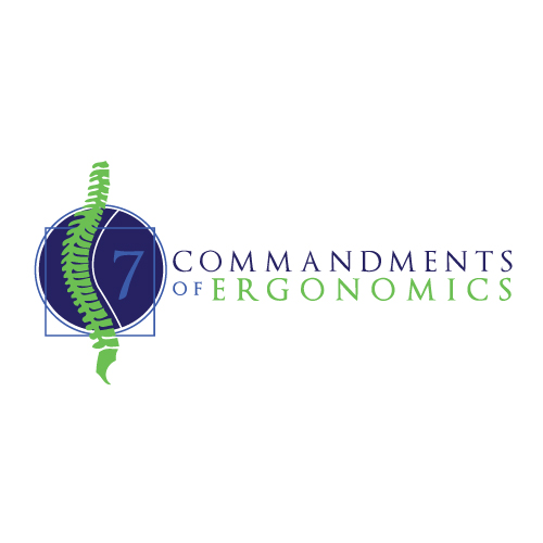 Logo Design by Private User - Entry No. 76 in the Logo Design Contest Logo Design for Seven Commandments of Ergonomics.