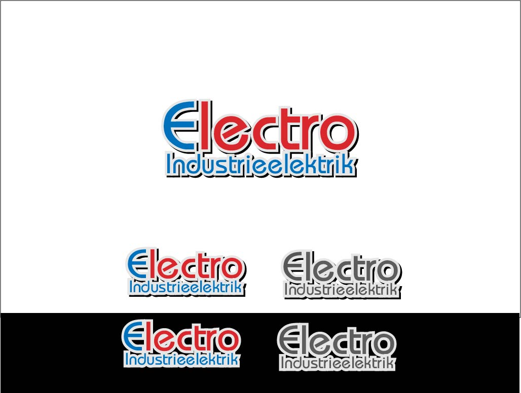 Logo Design by Private User - Entry No. 16 in the Logo Design Contest Unique Logo Design Wanted for Electro Industrieelektrik.