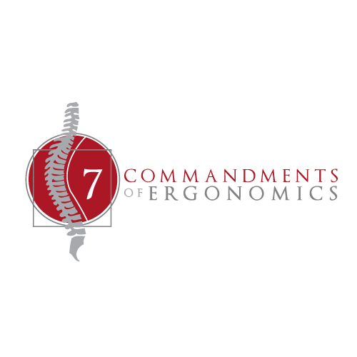 Logo Design by Private User - Entry No. 85 in the Logo Design Contest Logo Design for Seven Commandments of Ergonomics.