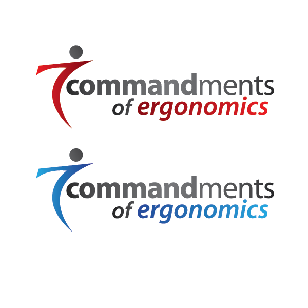 Logo Design by cmcelroy - Entry No. 87 in the Logo Design Contest Logo Design for Seven Commandments of Ergonomics.