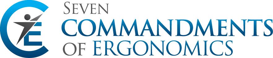 Logo Design by Private User - Entry No. 95 in the Logo Design Contest Logo Design for Seven Commandments of Ergonomics.